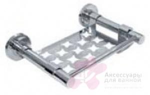 Мыльница-решетка Bandini Giob 699/30 CR настенная хром