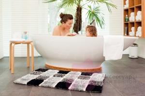 Коврик Batex Halma 558-40 для ванны 60 х 60 см цвет темно-серый