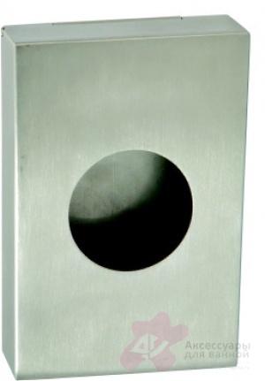 Диспенсер Bemeta Hotel 113103035 для бумажных полотенец матовый хром
