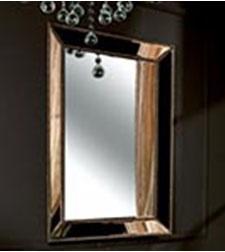 Зеркало Boheme Vogue 529 настенное 70 х 100 см золото