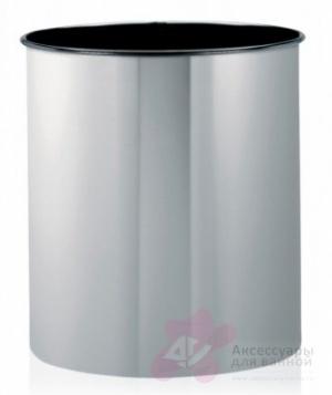 Корзина Brabantia 311888 для бумаг (7 литров Matt Steel (сталь матовая