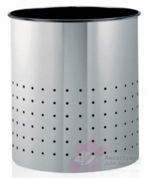 Корзина Brabantia 332005 для бумаг (7 литров Matt Steel (сталь матовая