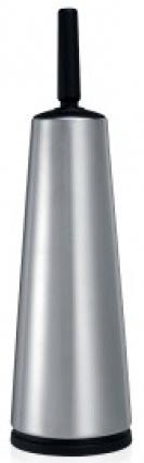 Eршик Brabantia 385285 для унитаза напольный Matt Steel (сталь матовая