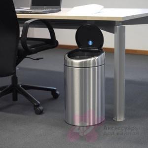 Ведро мусорное Brabantia 415920 Touch Bin (20 литров Brilliant Steel (сталь полированная