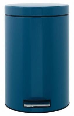 Ведро мусорное Brabantia 424809 с педалью (12 литров Vintage Blue (винтажный синий