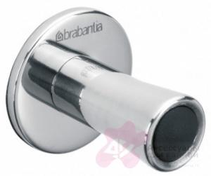 Крючок Brabantia 427404 одинарный (2 штуки Brilliant Steel (сталь полированная