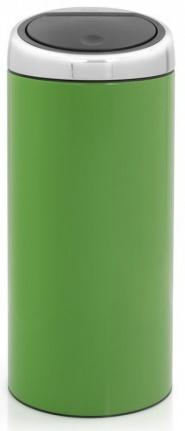Ведро мусорное Brabantia 480980 Touch Bin (30 литров Apple Green (зеленый