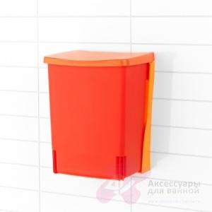 Ведро мусорное Brabantia 482267 (10 литров встраиваемое Lipstick Red (красный