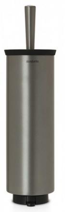Eршик Brabantia 483301 для унитаза напольный Platinum (платина