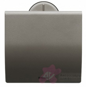 Бумагодержатель Brabantia  483363 закрытый Platinum (платина