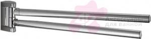 Полотенцедержатель Colombo Link B2413.000 двойной длина 36 см хром
