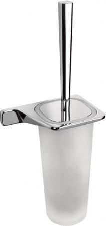 Ершик для туалета Colombo Alize B2507 DX подвесной (правый хром /стекло матовое