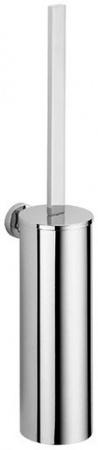 Ершик для туалета Colombo Nordic B5207.000 подвесной хром / стекло матовое