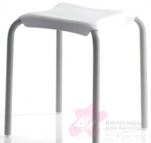 Стульчик Colombo Hotel Collection В9955 BL сиденье пластик белый