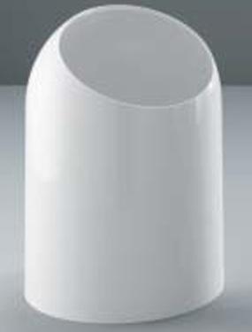 Ведро для мусора Colombo Hotel Collection В9969.L00 цвет белый
