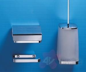 Ершик для туалета Colombo Time W4207 подвесной хром