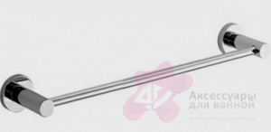 Полотенцедержатель Colombo Plus W4911 одинарный длина 63,5 см хром