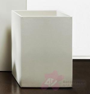 Корзина для бумаг Decor Walther Brownie 0924850 PKW цвет белый