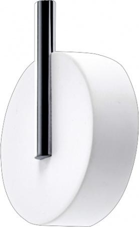 Крючок Decor Walther Stone WHG одинарный хром