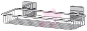 Полка Ellux Avantgarde AVA 014 решетка 30 х 15 cм хром