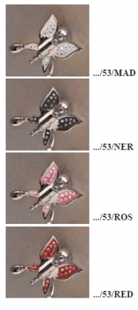 Мыльница Etruska Icaro 4807/53/PERLA/CER настольная хром/белый/керамика