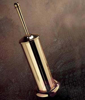 Ерш для туалета Etruska Retro 8567/55 напольный золото
