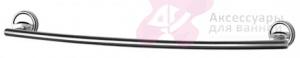 Полотенцедержатель FBS Ellea ELL 032 одинарный длина 60 см цвет хром