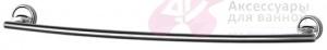 Полотенцедержатель FBS Ellea ELL 033 одинарный длина 70 см цвет хром