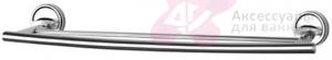 Полотенцедержатель FBS Ellea ELL 036 двойной длина 50 см цвет хром