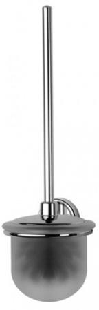 Ерш FBS Ellea ELL 057 для туалета подвесной хром / хрусталь матовый