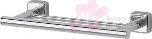 Полотенцедержатель FBS Esperado ESP 035 двойной длина 40 см цвет хром