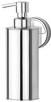 Дозатор FBS Luxia LUX 011 для жидкого мыла подвесной хром