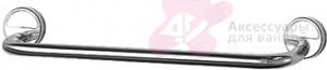 Полотенцедержатель FBS Luxia LUX 030 одинарный длина 40 см цвет хром