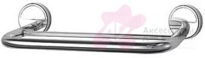 Полотенцедержатель FBS Luxia LUX 034 двойной длина 30 см цвет хром