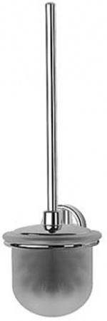 Ерш FBS Luxia LUX 057 для туалета подвесной хром / хрусталь матовый