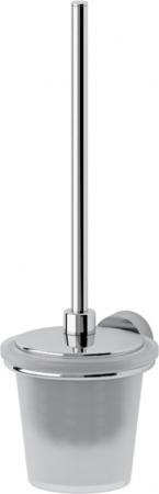 Ерш FBS Nostalgy NOS 057 для туалета подвесной хром / стекло матированное
