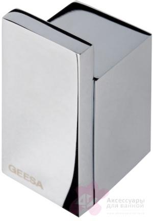Крючок Geesa Modern Art 3513-02 одинарный хром