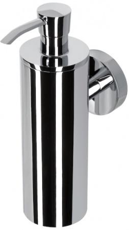 Дозатор жидкого мыла Geesa Circles 6017-02 подвесной хром