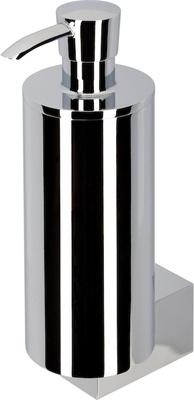 Дозатор жидкого мыла Geesa Nexx 7516-02 подвесной хром