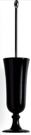 Ершик Globo Relais RE0421X напольный хром / керамика белая