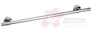 Полотенцедержатель Hansgrohe Logis 40516000 одинарный 76,3 см хром
