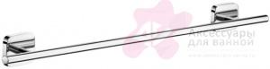 Полотенцедержатель Hansgrohe Puravida 41506000 одинарный длина 60 см хром
