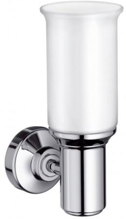 Светильник Hansgrohe Ax Montreux 42056000 настенный хром / стекло