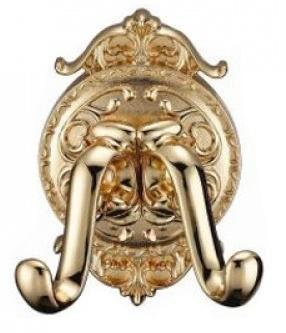 Крючок двойной Hayta Gabriel 13901-2/GOLD золото