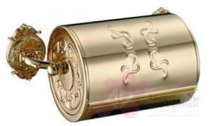 Бумагодержатель Hayta Gabriel 13903/GOLD закрытый золото