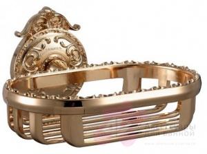 Мыльница-решетка Hayta Gabriel 13904/GOLD подвесная золото