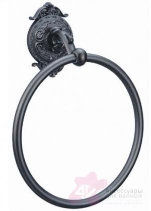 Полотенцедержатель Hayta Gabriel 13906/VBR кольцо Antic Brass (состаренная латунь