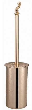 Ершик для туалета Hayta Gabriel 13907-2B/GOLD напольный золото