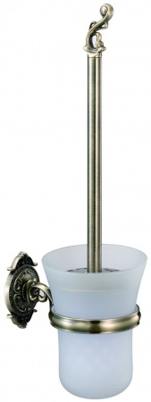 Ершик для туалета Hayta Gabriel 13907/BRONZE подвесной бронза