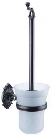 Ершик для туалета Hayta Gabriel 13907/VBR подвесной Antic Brass (состаренная латунь